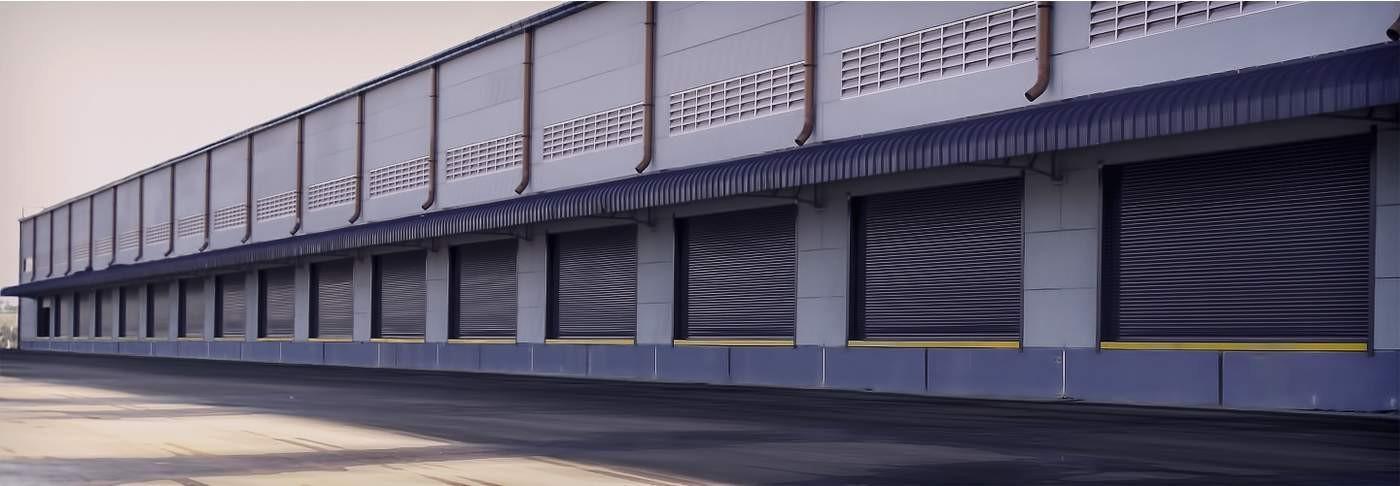 Fábrica de portas de enrolar automáticas