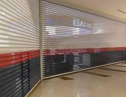 Preço de porta de enrolar para loja