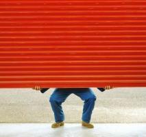 Conserto de porta de aço automatica