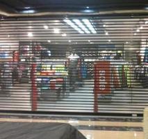 Porta de enrolar para shopping